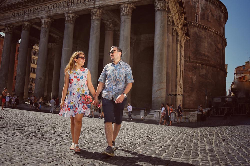 Rome photography spots